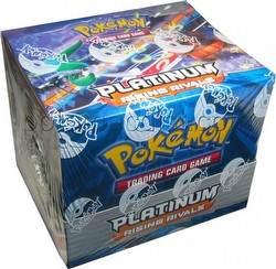 Pokemon TCG: Platinum Rising Rivals Theme Starter Deck Box