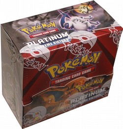 Pokemon TCG: Platinum Supreme Victors Booster Box