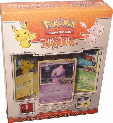 Pokemon TCG: Rumble Box