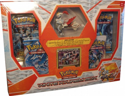 Pokemon: White Kyurem Box
