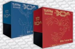 Pokemon TCG: XY Elite Trainer Box Case [10 boxes]