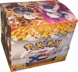 Pokemon TCG: XY Flashfire Theme Starter Deck Box
