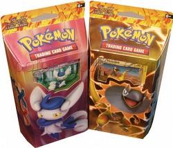 Pokemon TCG: XY Flashfire Theme Starter Deck Set [2 decks]