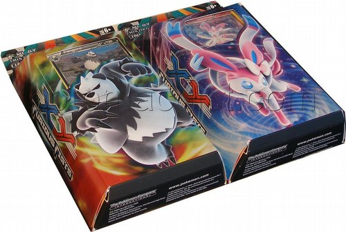 Pokemon TCG: XY Furious Fists Theme Starter Deck Set [2 decks]