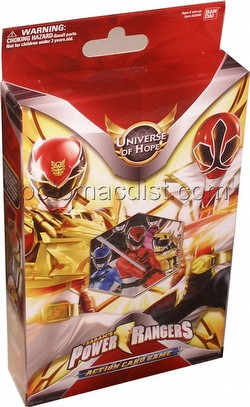 Power Rangers Action Card Game: Universe of Hope Theme Deck