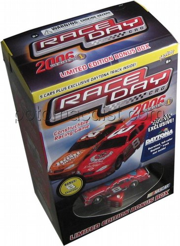NASCAR Race Day Constructible Racing Game: 2006 Series 1 Value Pack Box