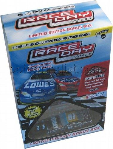 NASCAR Race Day Constructible Racing Game: Value Box