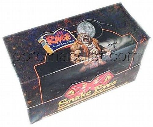 Rage: Snake Eyes Combo 2 Box