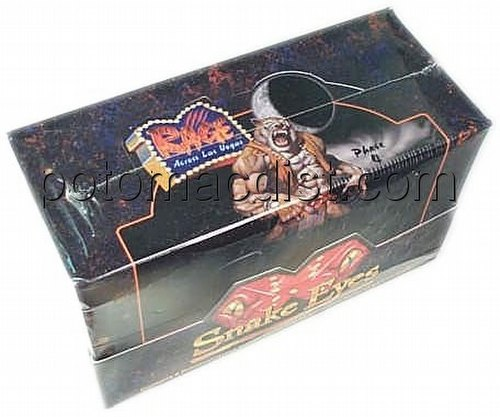 Rage: Snake Eyes Combo 4 Box