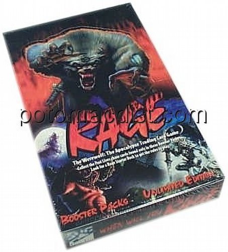 Rage: Booster Box [Unlimited]