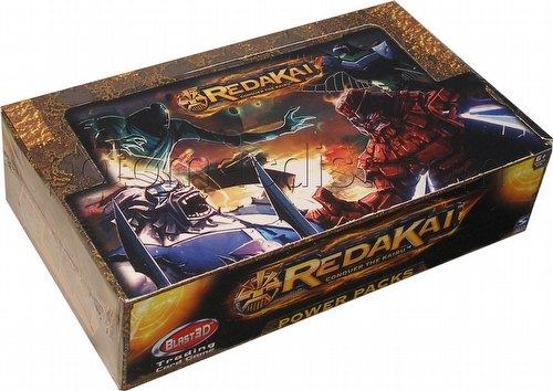 Redakai Trading Card Game [TCG]: Hobby Power Pack Box