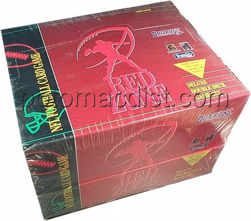 Red Zone: Deluxe 2-Player Starter Deck Box
