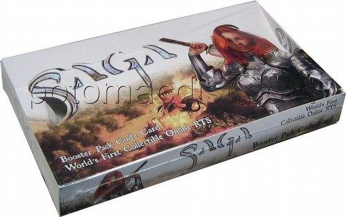 Saga RTS [Real Time Strategy] Game: Booster Box