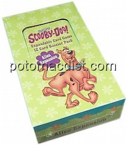 Scooby Doo: Aliens Expansion Booster Box
