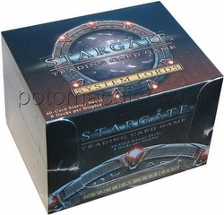 Stargate: SG-1 System Lords Starter Deck Box