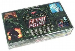 Shadowfist TCG: Flashpoint Booster Box