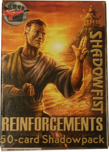 Shadowfist TCG: Reinforcements 50-Card Shadowpack