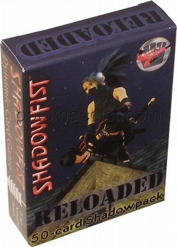 Shadowfist TCG: Reloaded 50-Card Shadowpack Expansion Set