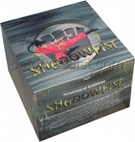 Shadowfist TCG: Starter Deck Box [Standard]