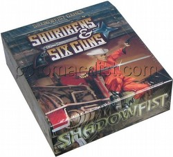 Shadowfist TCG: Shurikens & Six Guns Booster Box