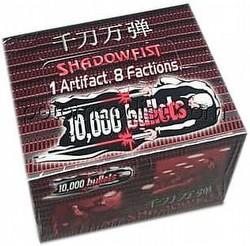 Shadowfist TCG: 10000 Bullets Starter Deck Box