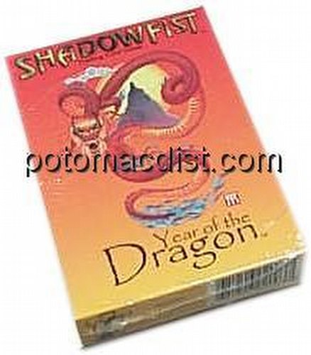 Shadowfist TCG: Year of the Dragon The Dragons Starter Deck