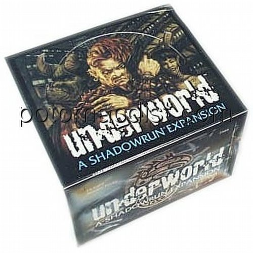 Shadowrun: Underworld Box