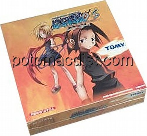 Shaman King TCG: OS-1 Booster Box [Japanese]