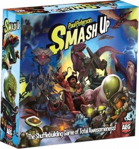 Smash Up: Core Shufflebuilding Game