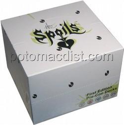 The Spoils Trading Card Game [TCG]: 1st Edition Pre-Con Trade Deck Box