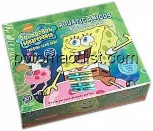 SpongeBob: Aquatic Amigos Booster Box