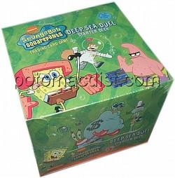 SpongeBob: Deep Sea Duel Starter Deck Box