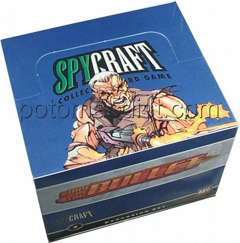 Spycraft: The Day of the Bullet Booster Box