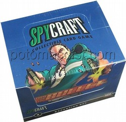 Spycraft: The Day of the Bullet Starter Deck Box