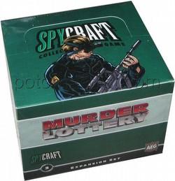 Spycraft: Murder Lottery Booster Box