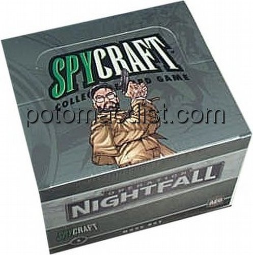 Spycraft: Operation Nightfall Booster Box