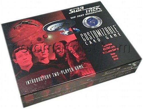 Star Trek CCG: Two Player Klingon Box