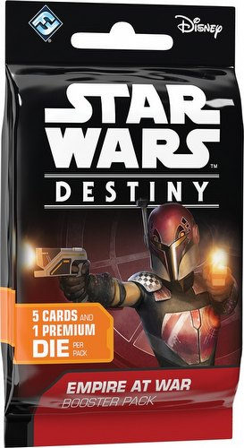 Star Wars Destiny: Empire at War Booster Box Case [6 boxes]