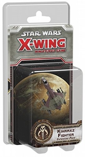 Star Wars X-Wing Miniatures: Kihraxz Fighter Expansion Pack