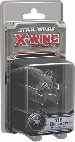 Star Wars X-Wing Miniatures: TIE Defender Expansion Pack