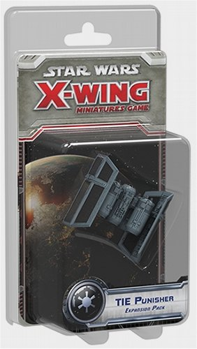 Star Wars X-Wing Miniatures: TIE Punisher Expansion Pack