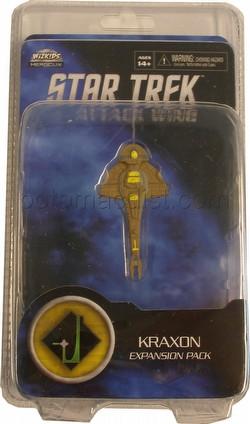 Star Trek Attack Wing Miniatures: Dominion Kraxon Expansion Pack