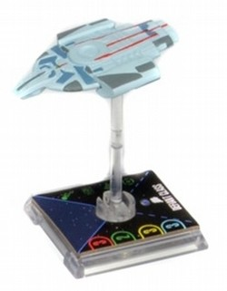 Star Trek Attack Wing Miniatures: Federation U.S.S. Defiant Expansion Pack