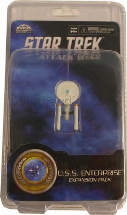 Star Trek Attack Wing Miniatures: Federation U.S.S. Enterprise Expansion Pack