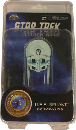 Star Trek Attack Wing Miniatures: Federation U.S.S. Reliant Expansion Pack
