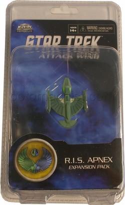 Star Trek Attack Wing Miniatures: Romulan R.I.S. Apnex Expansion Pack
