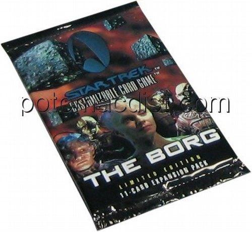 Star Trek CCG: Borg Booster Pack