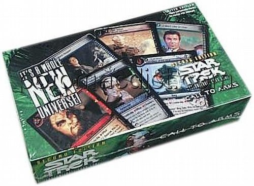 Star Trek CCG: Call to Arms Booster Box