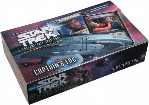 Star Trek CCG: Captain