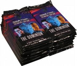 Star Trek CCG: Dominion Booster Pack Lot (30 packs)